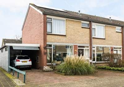Meidoornstraat 1 in Ommen 7731 VE
