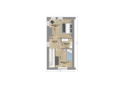 Waterlelie Type P (Bouwnummer 33) in Ridderkerk 2984 GR