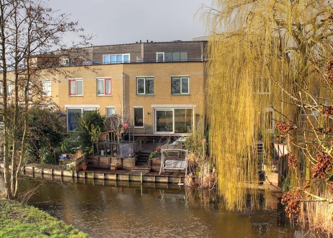 Heinrich Bollstraat 3 in Haarlem 2037 MB