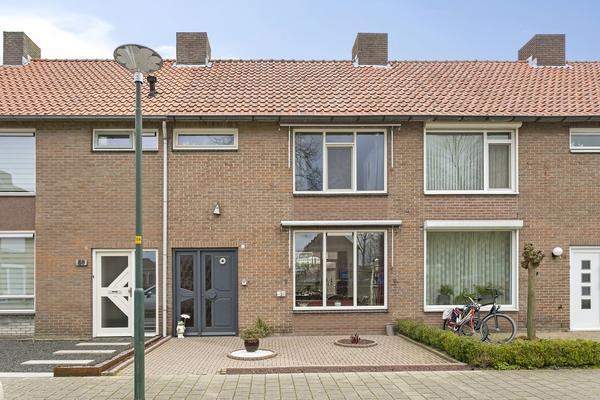 Willem Van Oranjelaan 62 in Bladel 5531 HJ