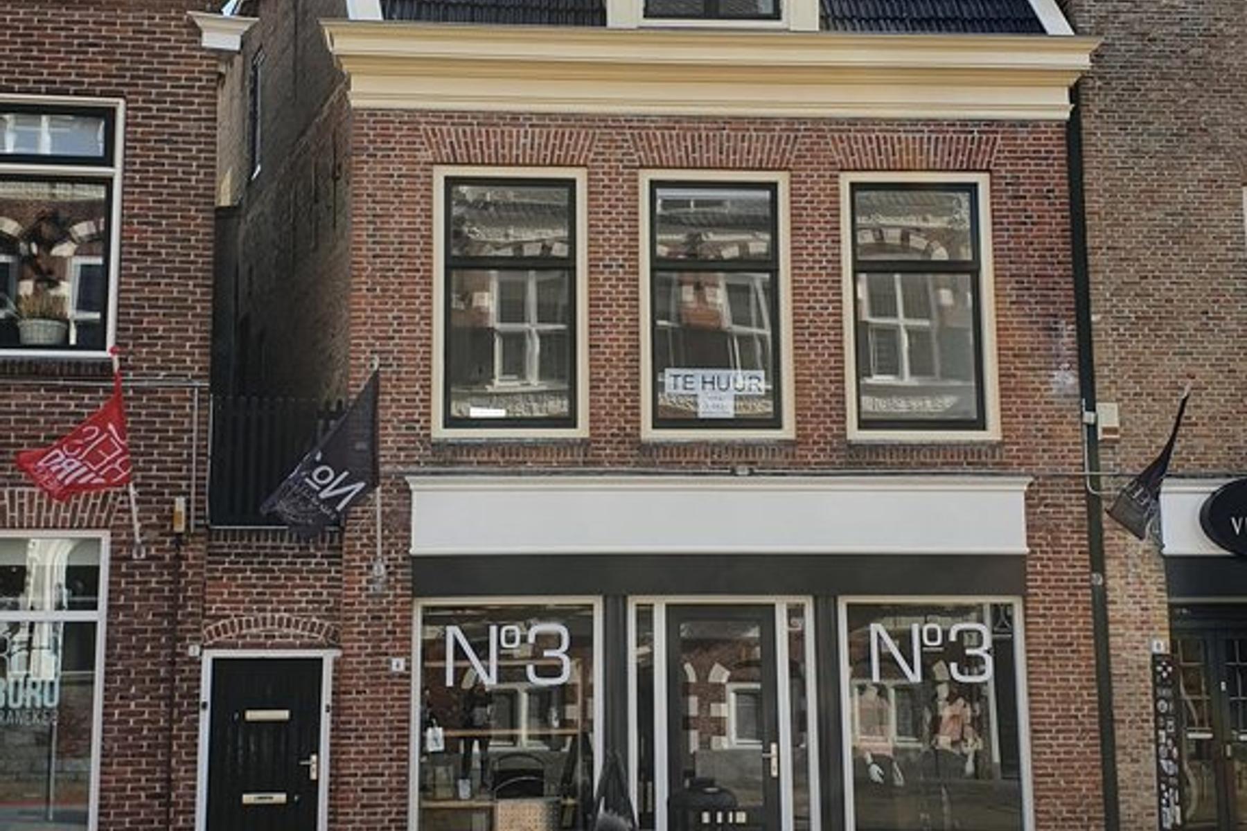 Raadhuisplein 4 A in Franeker 8801 KX