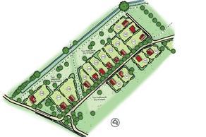 Buitengoed Nieuwe Warande Deelplan 5B # 103 in Tilburg 5012 TG