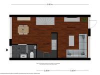 Vluchtenburgstraat 13 in Middelburg 4337 JM