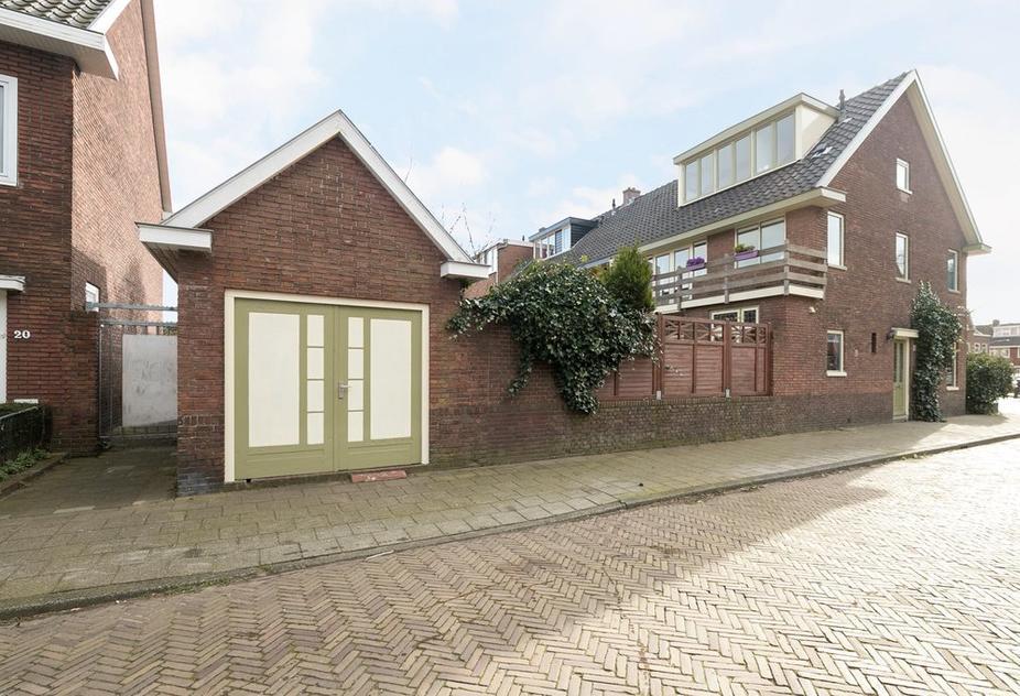 Marsstraat 18 in Haarlem 2024 GE