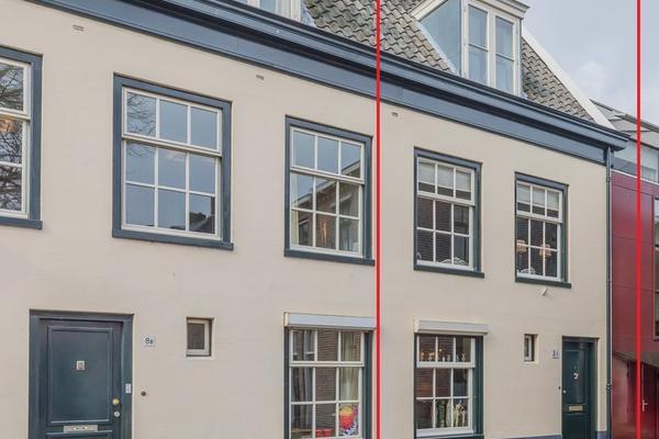 Begijnhof 8 A in Haarlem 2011 HE