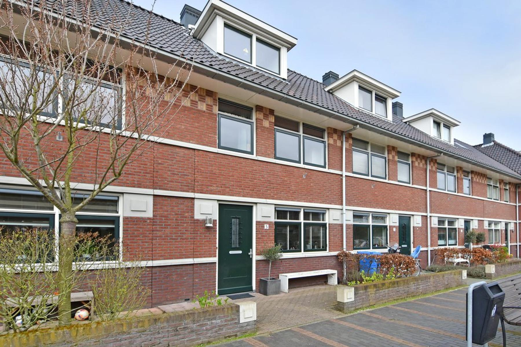 Hof Van Wassenaer 5 in Nootdorp 2631 XH