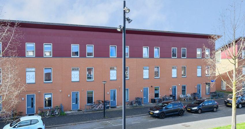 Emanzana 32 in Amsterdam 1103 AV