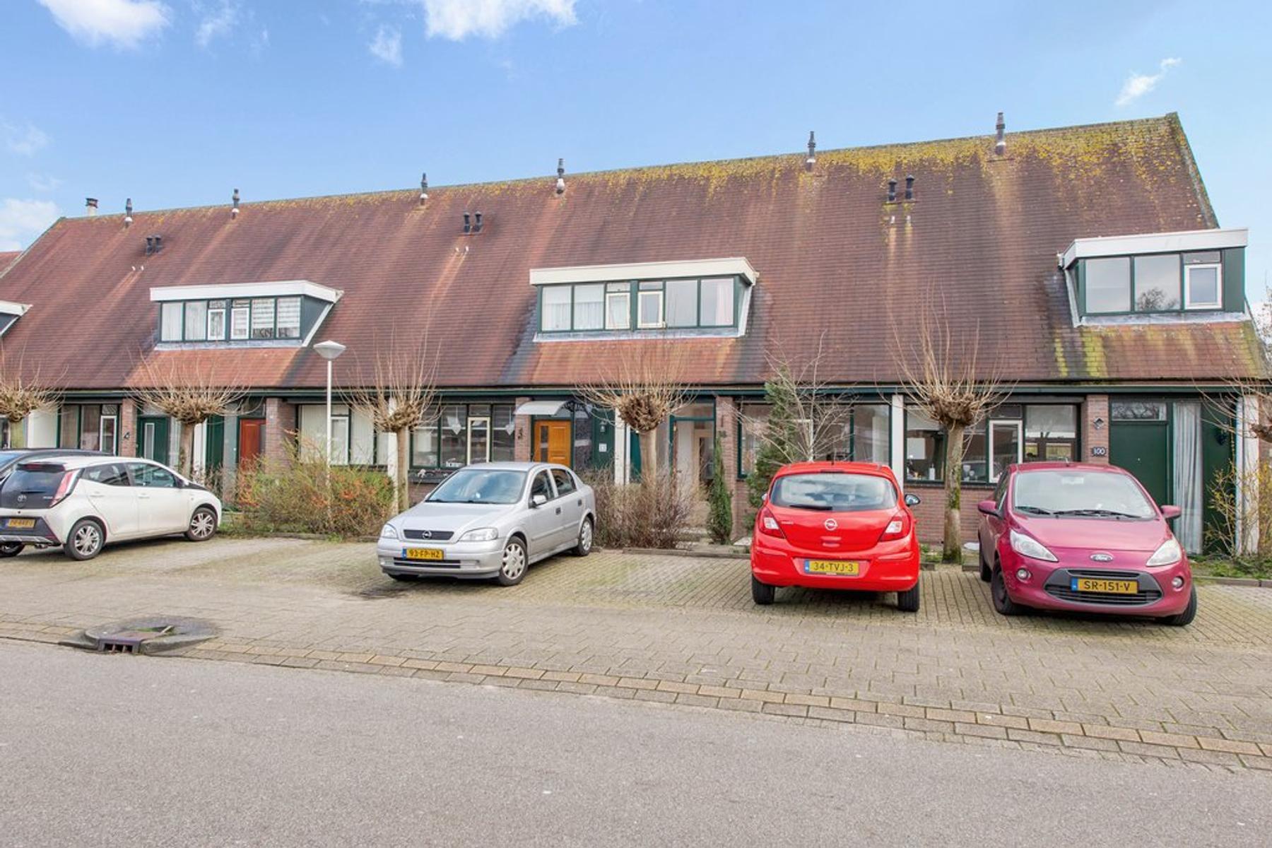 Titus Brandsmahove 98 in Zoetermeer 2717 TJ