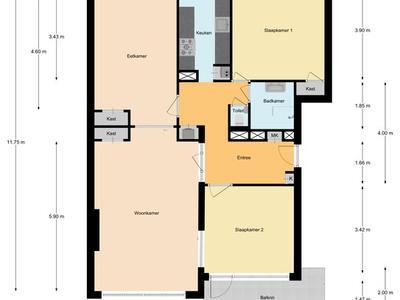 Van Alkemadelaan 940 in 'S-Gravenhage 2597 BG