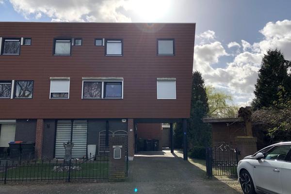 Loosduinenhof 16 in Tilburg 5045 WZ