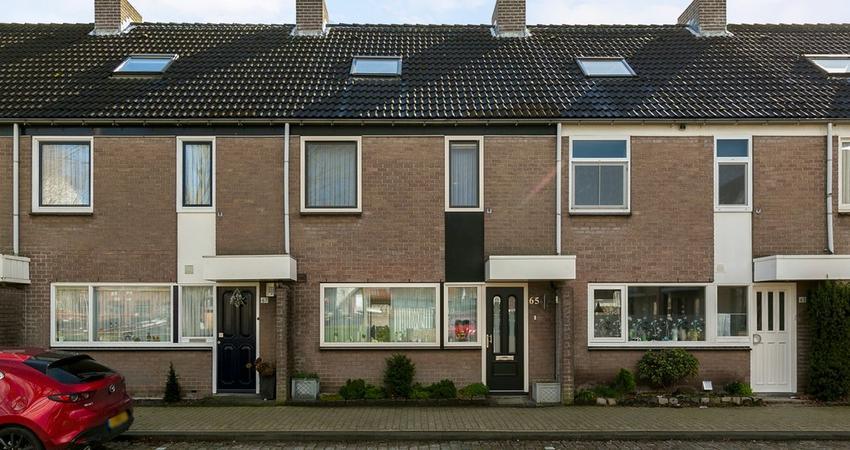 Vendeliersstraat 65 in Tilburg 5021 HP