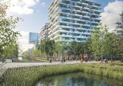 De Voortuinen in Amsterdam 1014 BL