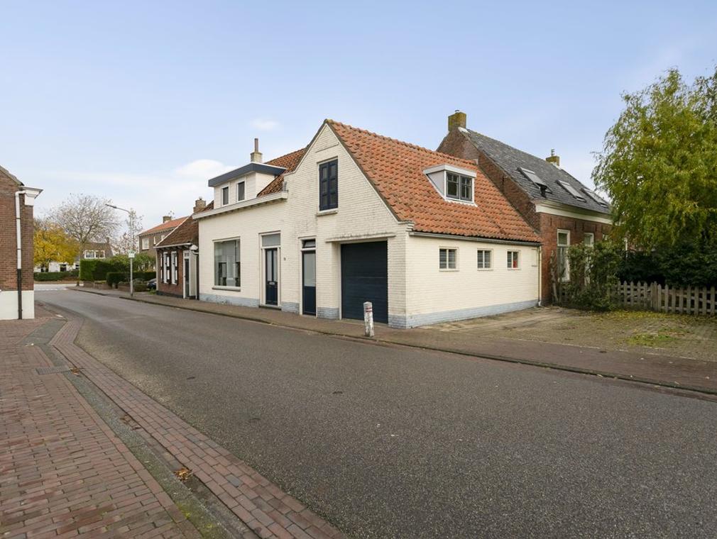 Badhuisstraat 12 in Koudekerke 4371 EL