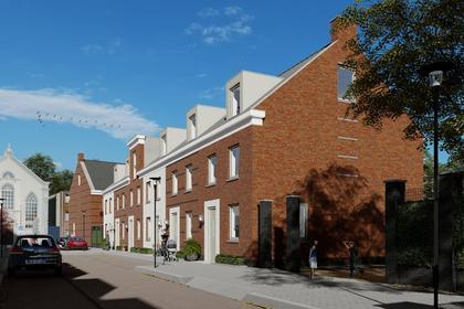 Warmoezierspad (Eengezinswoningen) in Dordrecht 3311 RJ