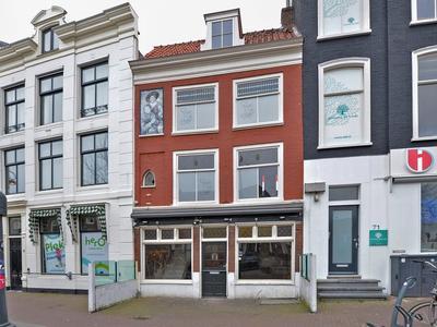 Gedempte Oude Gracht 69 En 69 A in Haarlem 2011 GM