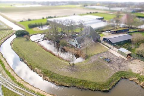 Oosterweg 14 in Andijk 1619 AC