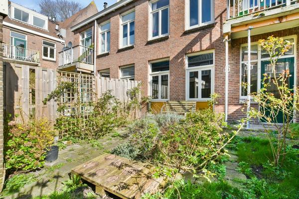 Eksterstraat 45 -Hs in Amsterdam 1021 EB