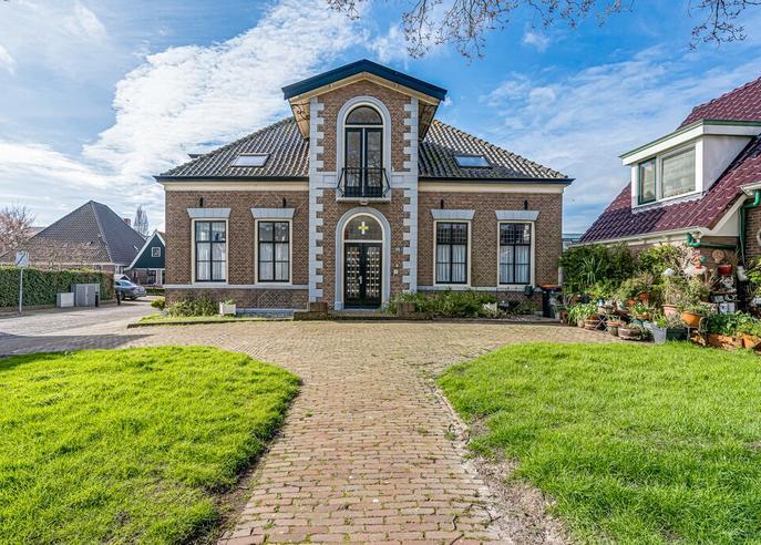 Dorpsstraat 104 in Warmenhuizen 1749 AH