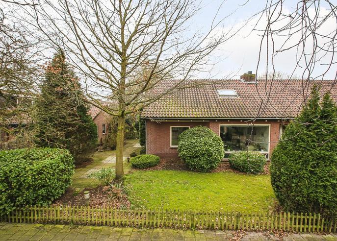 Hans Memlingstraat 21 in Woerden 3443 VZ