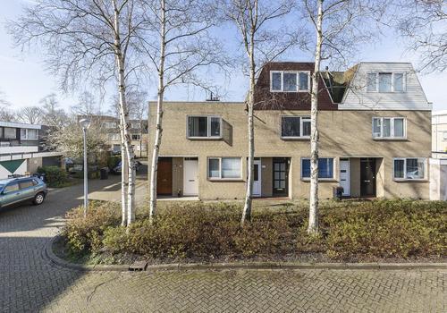 Van Den Berghlaan 449 in Hoofddorp 2132 AM