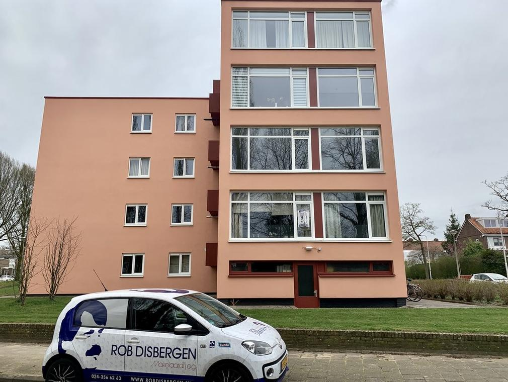 Einsteinstraat 25 in Nijmegen 6533 NG