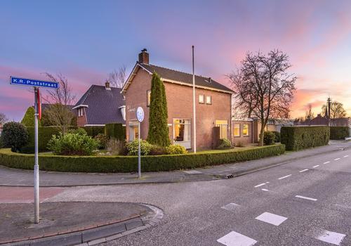 K R Poststraat 50 in Heerenveen 8441 ER