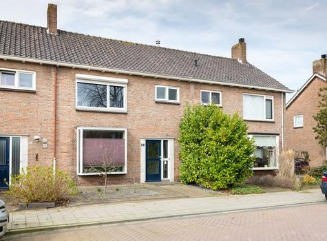 Maasstraat 20 in Barendrecht 2991 AD