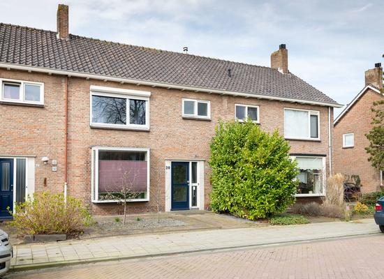 Maasstraat 20 in Barendrecht 2991 AD