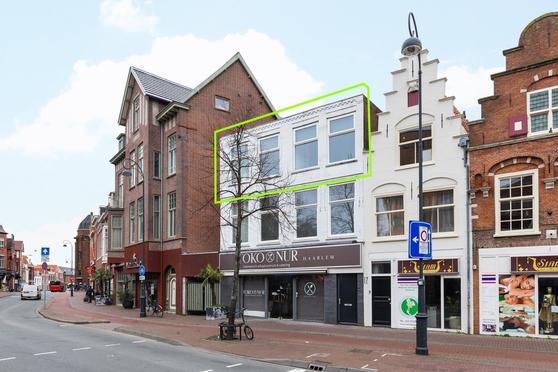 Gedempte Oude Gracht 15 A in Haarlem 2011 GK