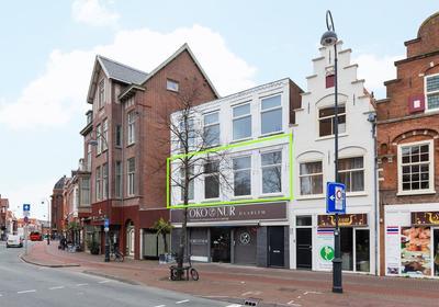Gedempte Oude Gracht 15 in Haarlem 2011 GK
