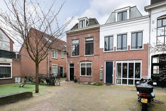 Koolsteeg 10 in Haarlem 2011 BJ