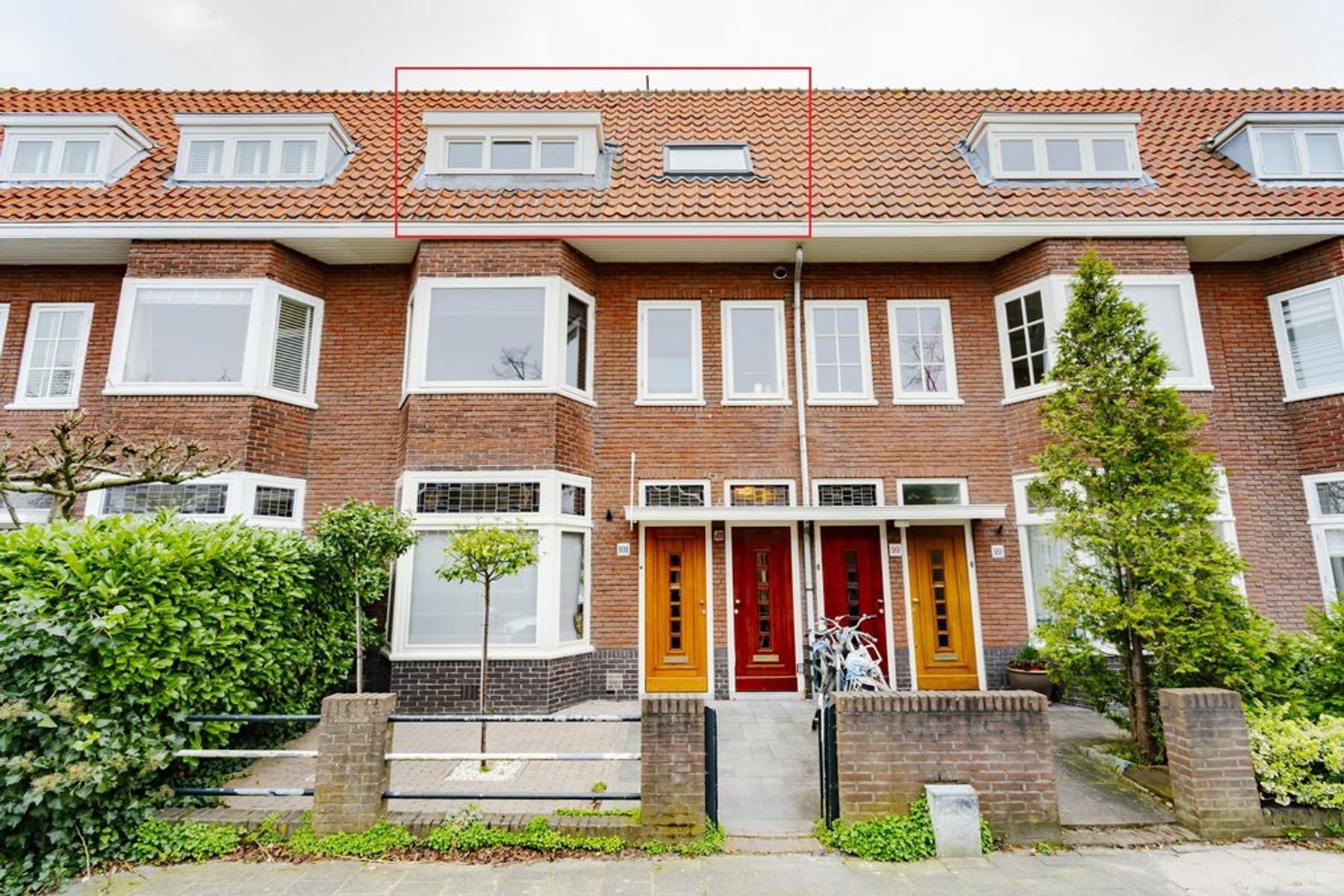 Marnixstraat 101 B in Haarlem 2023 RD