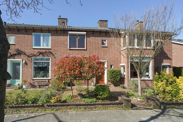 Bisonstraat 44 in Nijmegen 6531 PW