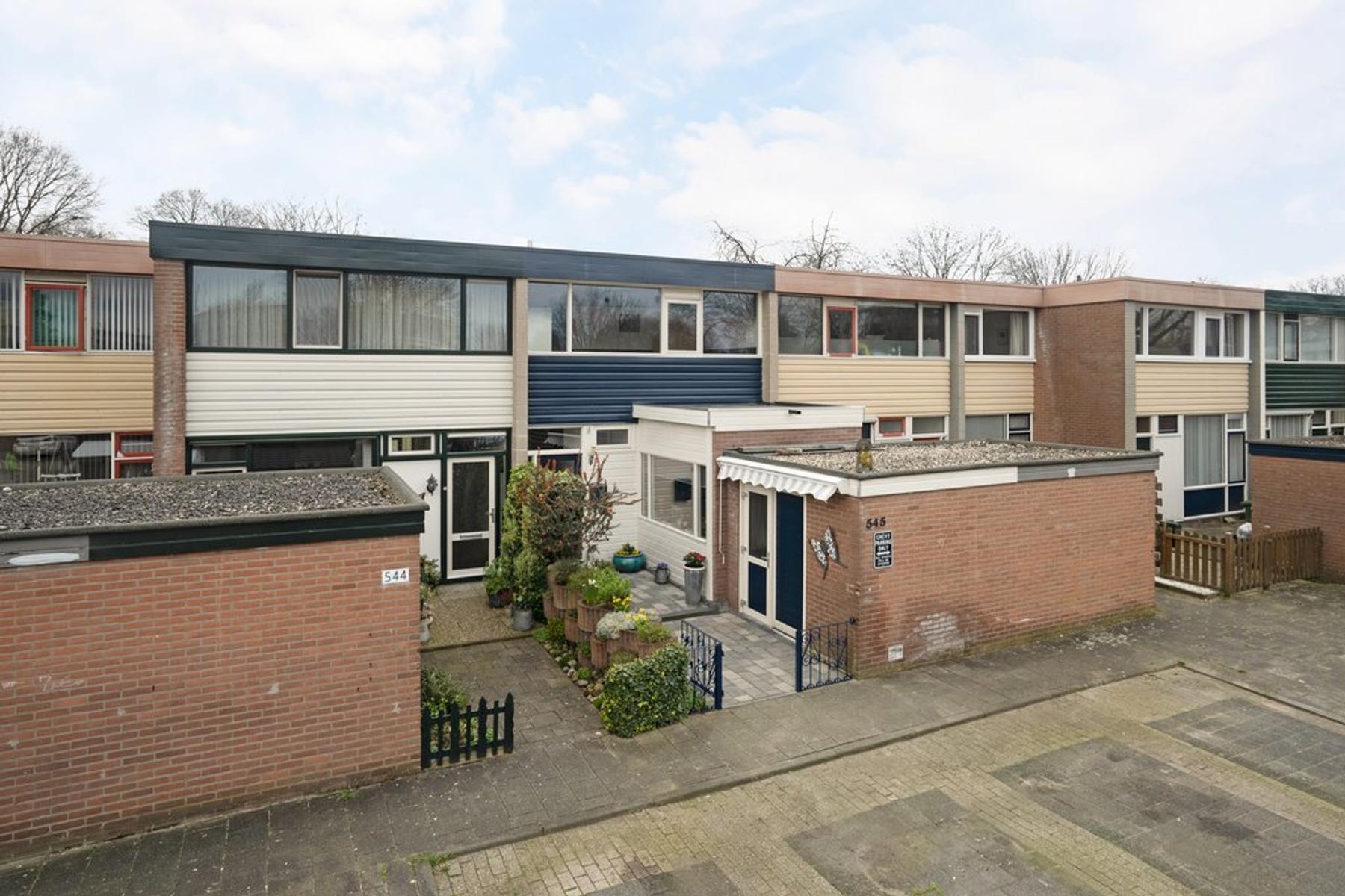 Imkersdreef 545 in Apeldoorn 7328 DH