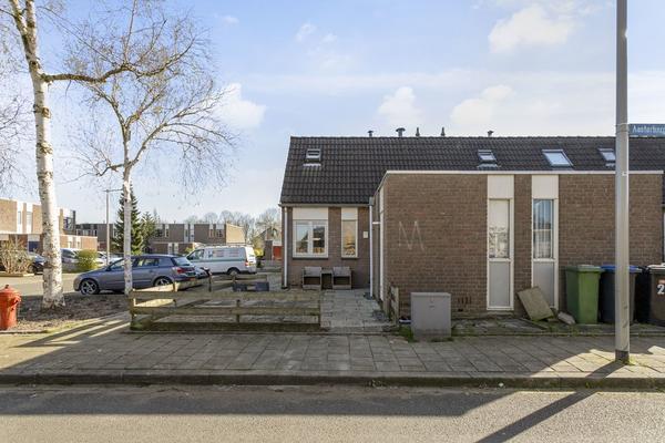 Aasterbergstraat 22 in Arnhem 6845 GZ