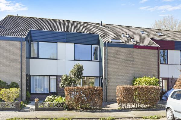 Wilsonstraat 24 in Hoofddorp 2131 PS
