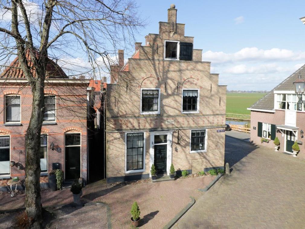 Oude Verlaat 15 in Blokzijl 8356 DJ