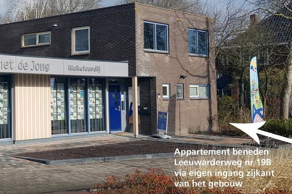Leeuwarderweg 19 B in Sneek 8603 CL