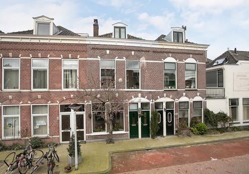 Poelgeeststraat 22 - 22A in Leiden 2316 XL