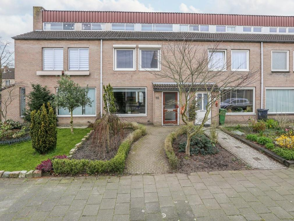 Cornelis Trompstraat 18 in Schijndel 5481 GS