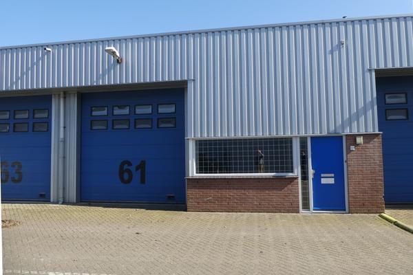 Chromiumweg 61 in Amersfoort 3812 NL