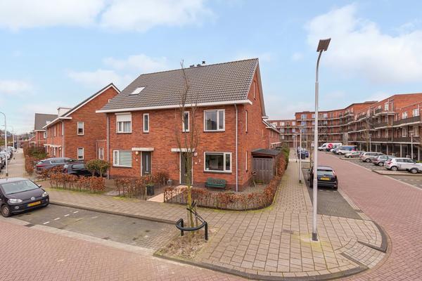 Vrijheidslaan 11 in Hillegom 2182 NL