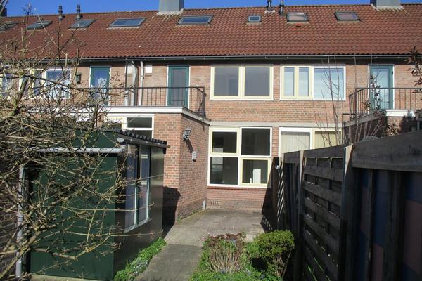 Aleida Van Culemborgstraat 9 in IJsselstein 3401 XK