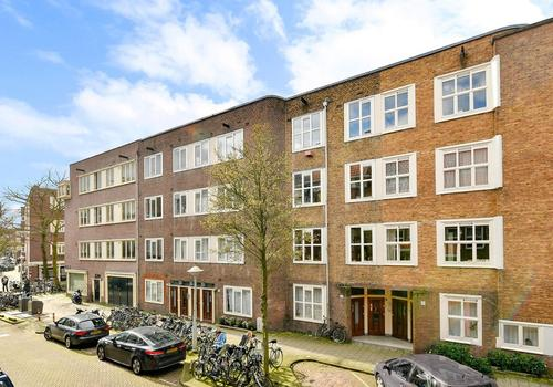 Hudsonstraat 53 I in Amsterdam 1057 RX