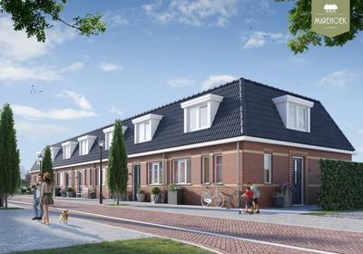 Marehoek Starterswoningen in Oud-Vossemeer 4698