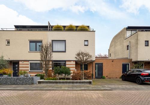 Toon Van Vlietstraat 9 in Rotterdam 3069 ZP