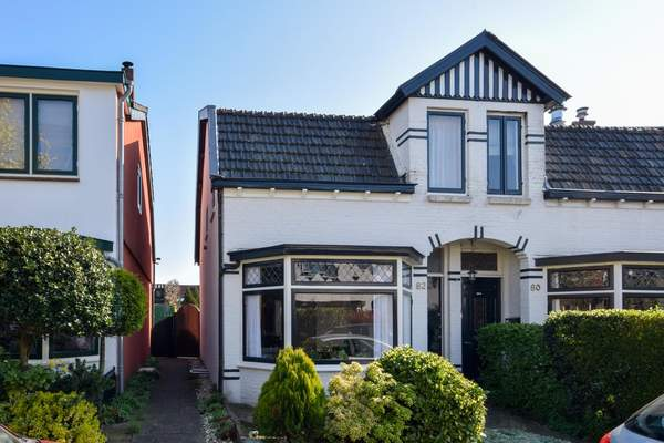 Hamerstraat 82 in Bussum 1402 PW