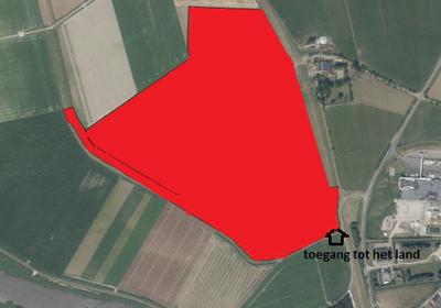 Panserweg in Vierhuizen 9975 VZ