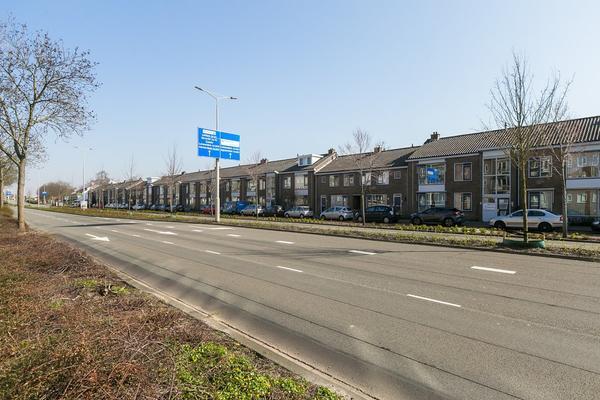 Witte De Withstraat 46 in Alphen Aan Den Rijn 2405 VC