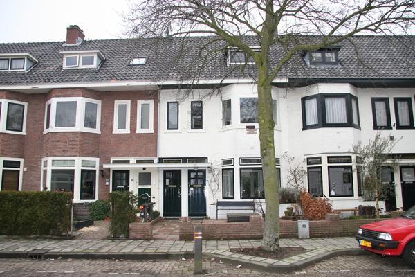 Hyacintenlaan 32 Rood in Haarlem 2015 BD